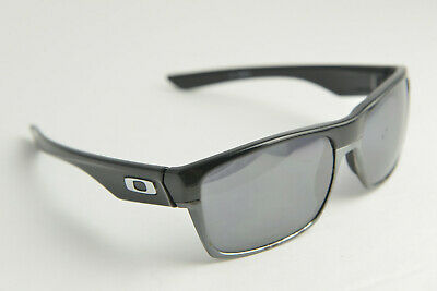 0fb4c92b94 Worn Oakley Twoface OO9189-02 Polished Black Black iridium Sunglasses