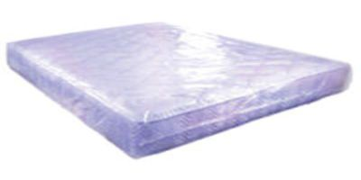 25 Plastic Furniture Covers For Mattress King Size CLEAR Removal Moving Storage