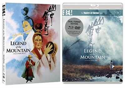 Legend Of The Mountain (Masters Of Cinema) Dual Format BLU-RAY NUEVO