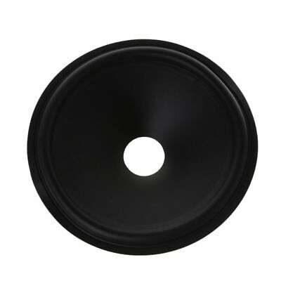 Woofer Speaker Basin Drum Paper Rubber Recone Audio Part Repair Replacement
