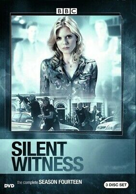 Silent Witness: The Complete Season Fourteen [New DVD] Manufactured On Demand,