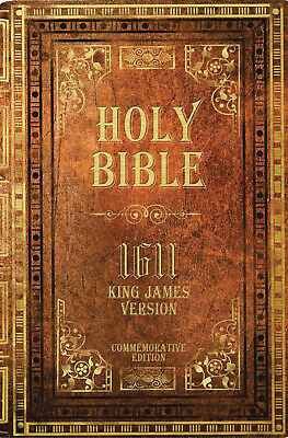 The Holy Bible converted from King James Version in 1611 to Pdf ebooks on Disc