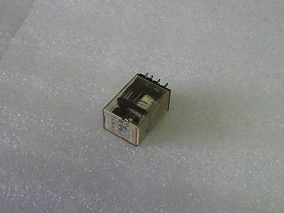 Omron 14 Pin Cube Relay, # G2A-432A-2, 24V, Used, Warranty