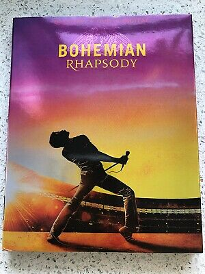 Bohemian Rhapsody (2019: Blu-Ray+DVD+Digital) - Sealed