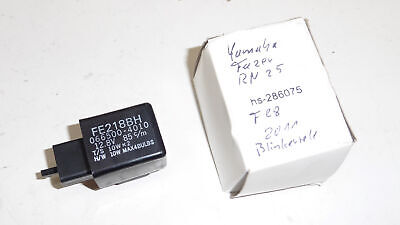 Blinkerrelais flasher turn signal relay Yamaha Fz 1 8 Fzs 10 Fazer F 28 Rn 25