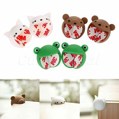 1Pair Cute Cartoon Child Baby Safety Protector Table Corner Protection Cover