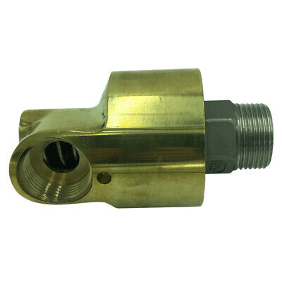 1 Inch Industrial Copper Air Swivel Fitting, Connectors Hose Tool Coupler