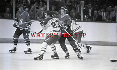 low priced 8cacc 5683a CLEVELAND BARONS BOB Gainey Montreal Canadiens 35 mm Slide Negative Hockey  NHL
