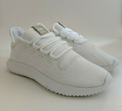 c868d9f34342 Adidas Originals Tubular Shadow Running Shoe J Footwear White Big Kids Size  3.5