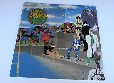 "Prince - Around The World In A Day 1985 Australia NM 12"" LP + Insert"