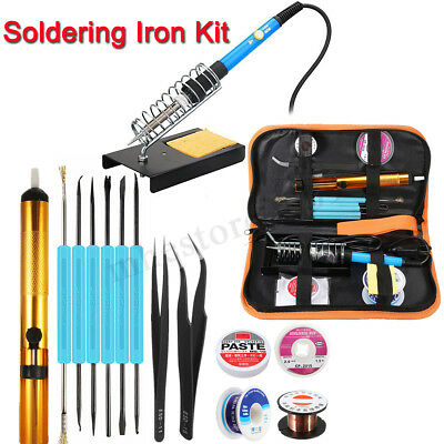 110V/220V 60W Adjustable Electric Temperature Welding Soldering Iron Tool  !