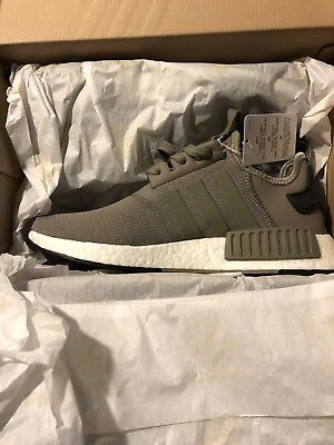 cd3f21295 NEW ADIDAS NMD r1 Trace Cargo Olive BA7249 Men Size 8.5 -  125.00 ...