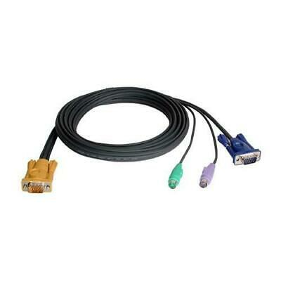 Aten KVM Cable SPHD15M - PS2M, PS2M, HD15M 3m