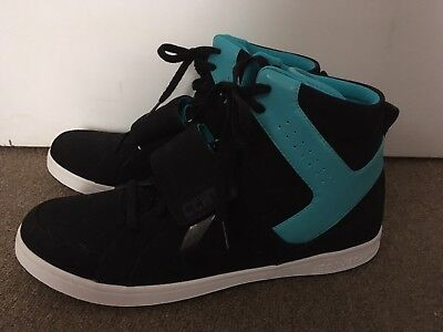 Converse Cons Star Player Pro Black Blue Basketball Sneakers High Tops Sz 13 d4a4311f3
