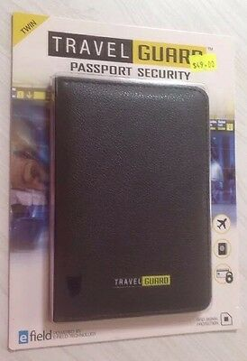 Travel Guard Secure Protection Anti Scan Passport Holder RFID Card Sleeves