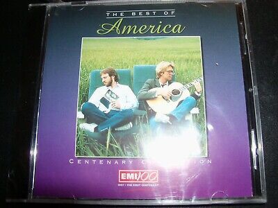 America: Centenary Collection The Very Best Of Greatest Hits (Australia) CD NEW