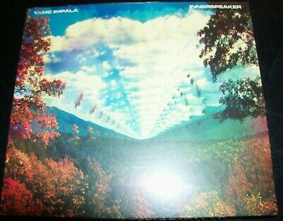 Tame Impala Innerspeaker (Australia) Digipak CD - NEW