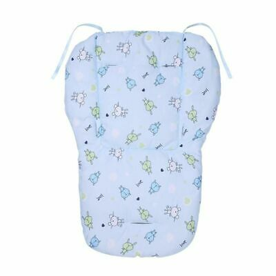 New Baby Stroller Pad Soft Thicken Pushchair Pillow Cover Baby Car Carriage Cart