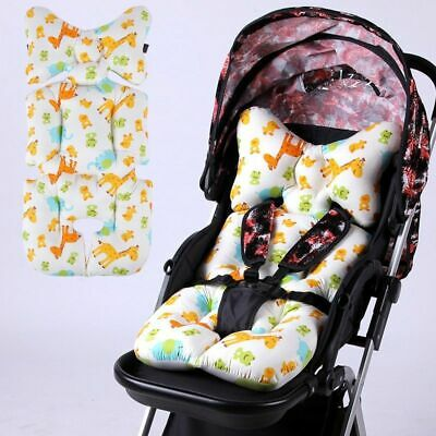 Baby Stroller Seat Cushion Thick Warm Car Seat Pad Cotton Sleeping Mattresses