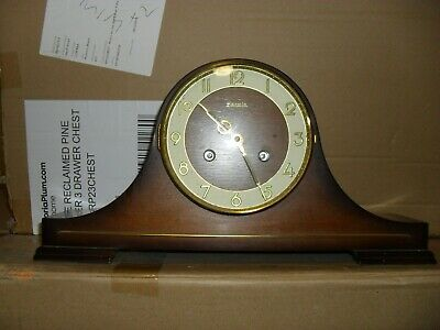 Hermle mantle clock with ting tang chime