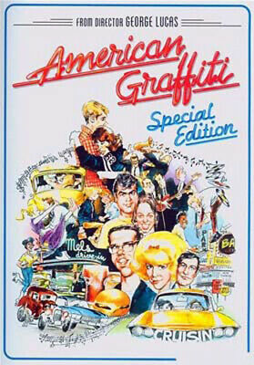 American Graffiti (Special Edition) DVD NEW