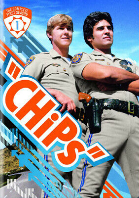 CHiPs: The Complete First Season (Season 1) (6 Disc) DVD NEW