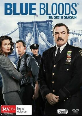 Blue Bloods Complete Season 6 : NEW DVD