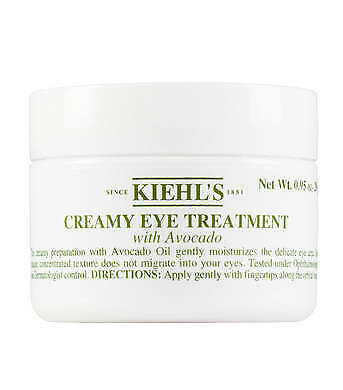 Kiehl's Creamy Eye Treatment with Avocado, Moisturizing Eye Cream, 0.95oz / 28g