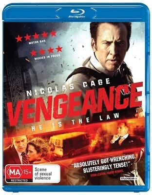 Vengeance Blu-Ray : NEW