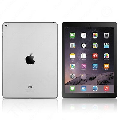 "Apple iPad Air 2 9.7"" 64GB, Wi-Fi, 9.7in - Space Gray (MGKL2LL/A) Retina Display"