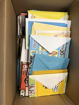 American Greeting Cards Lot Of 200 Mostly Birthday Rite Aid