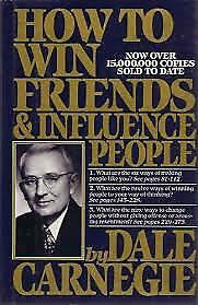 How to Win Friends and Influence People by Dale Carnegie (EB 00 K)