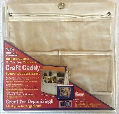 """New Unopened Westwater Craft Collapsible Caddy 12"""" x 11"""" x 5 1/2"""""""