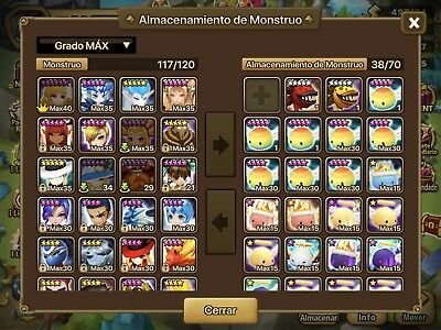 Summoners War Account - EUROPE