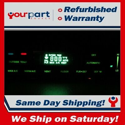 REPAIR KIT FOR 1991-2005 Acura NSX A/C Heater Climate Control EATC
