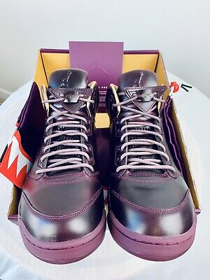 premium selection 54abb 4458a DS 2017 NIKE AIR JORDAN 5 V RETRO PREMIUM Bordeaux 881432-612 sz 14