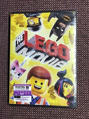 The Lego Movie (DVD Widescreen 2014) New!!!!