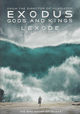 Exodus - Gods And Kings (Bilingual) (Canadian  *new Dvd