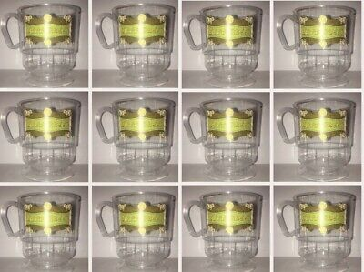 12 New Harry Potter Butterbeer Cups Hot/Cold Custom Party Prop Cosplay