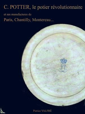 Christopher Potter, the revolutionary potter, French book