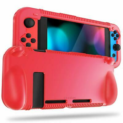 For Nintendo Switch Console & Joy-Con Silicone Case Shock Proof Protective Cover