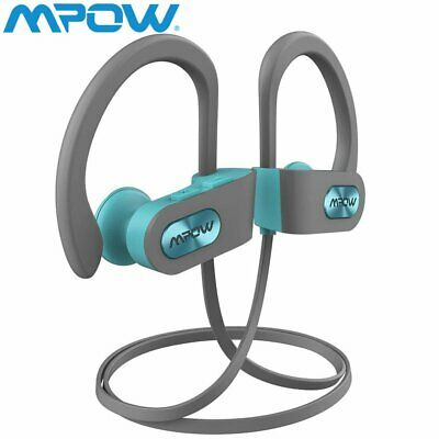 MPOW Wireless Bluetooth Sport Kopfhörer Ohrhörer Stereo In-Ear Laufen Headset DE