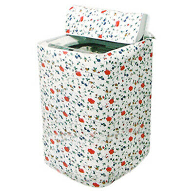 Waterproof Washing Machine Cover Dustproof Cover Protections Front Cover PEVA