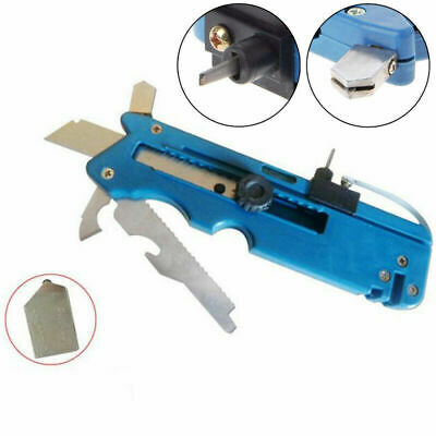 Pro Multifunctional Foldable Glass&Tile Cutter Sawing Wood Bottle Opener Tool AU