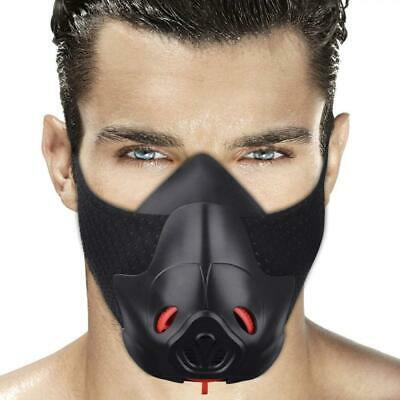 Sport Workout Hypoxic Breathing Resistance Mask Fitness Running