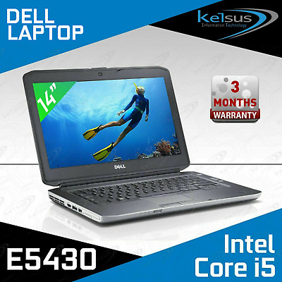 Dell Latitude E7440 Laptop Core i7-4600U 2.10GHz 8GB Ram 240GB SSD Webcam HDMI