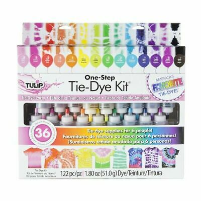 "I Love To Create Tulip One-Step 18"" Tie Dye Kit, Multi-Colour - BEST VALUE EU"