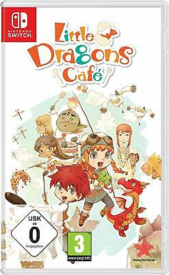 Little Dragons Cafe (Switch) NSWITCH Neu & OVP