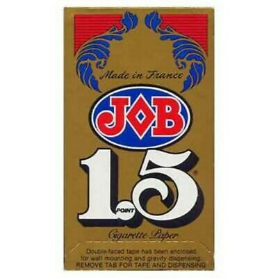 Job 1.5 Rolling Papers 24 Packs 24Leaves/pack����Free Shipping����