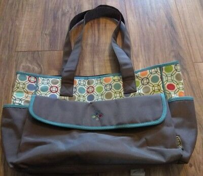 GRACO  Baby Infant Diaper Bag Tote